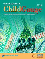 Child Gauge 2015 cover